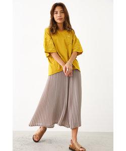 Dusty Color プリーツ スカート
