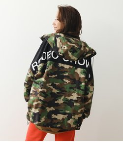 WIDE MOUNTAIN PARKA