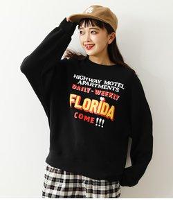 FLORIDA MOTELスウェット