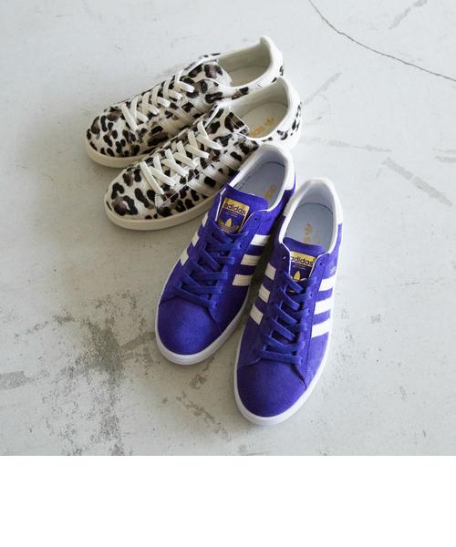 【別注】 <adidas Originals (アディダス)> CAMPUS LEOPARD/キャンパス