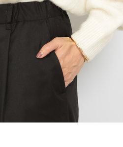 【WEB限定】by ※∴TRタックワイドパンツ2018FW -手洗い可能-