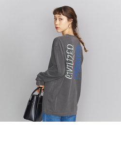【別注】<GOOD ROCK SPEED> ピグメントロングスリーブTシャツ