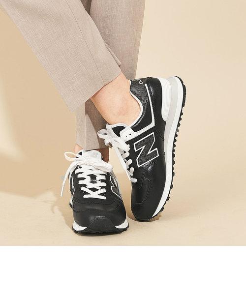 <New Balance(ニューバランス)>∴WL574V2 スニーカー/21SS