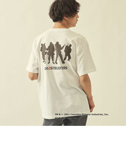 【WEB限定】 <info. BEAUTY&YOUTH> GHOSTBUSTERS TEE/Tシャツ