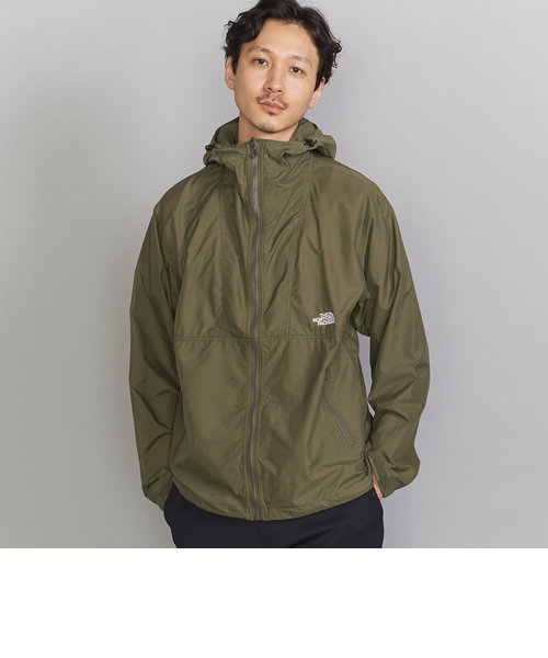 <THE NORTH FACE(ザノースフェイス)> COMPACT JKT/アウター コンパクトジャケット