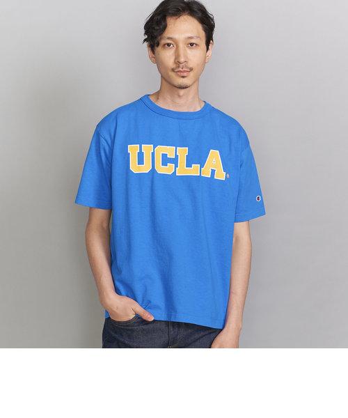 <CHAMPION (チャンピオン)> USA UCLA TEE/Tシャツ