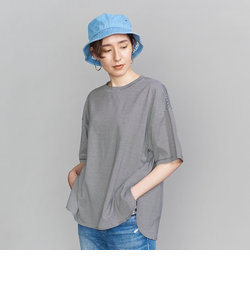 BY コットン天竺ビッグTシャツ