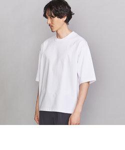 BY コンパクトスピン ワイド テーパード Tシャツ