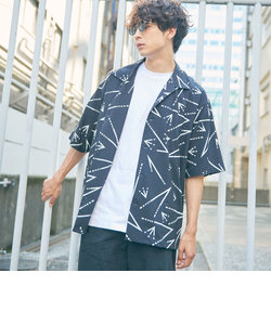 【WEB限定】 <AOR/Adult Oriented Records>×<info. BEAUTY&YOUTH> SLIPMAT SHIRT