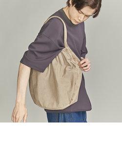 【WEB店舗と一部店舗限定】 by ライトファブリック ギャザー トートバッグ