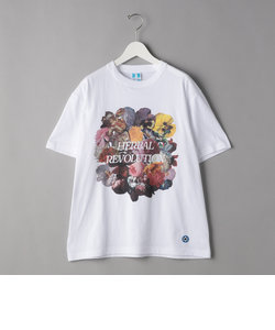 <MAP OF SKY(マップ オブ スカイ)> FLORALS/Tシャツ