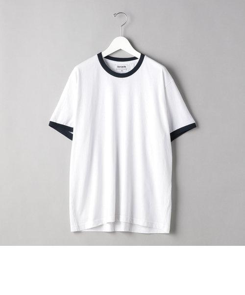 <Upcycle(アップ サイクル)> RINGER TEE/Tシャツ