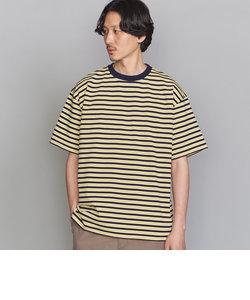 <TOWN> 90BORDER YLW/Tシャツ