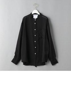 <MAISON MAVERICK PRESENTS>バックリボンシャツ