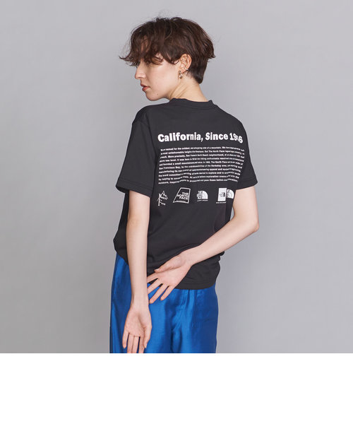 <THE NORTH FACE>プリントロゴTシャツ