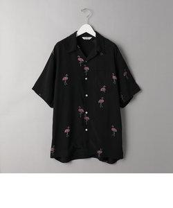 <TOWN> SPRING FLAMINGO/シャツ