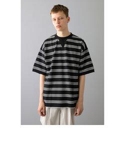 <monkey time> PONTI BORDER TEE/Tシャツ