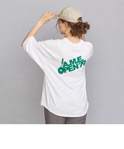 <Americana(アメリカーナ)>ベースボールTシャツ