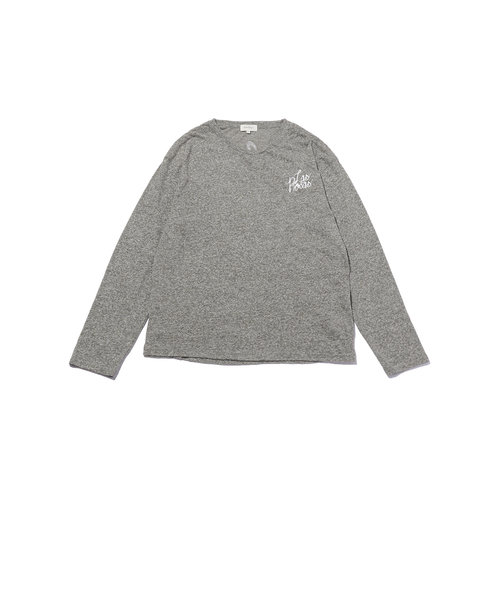 <SECOND LAYER> LAS ROSAS LS TEE/カットソー