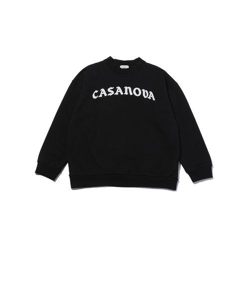 <SECOND LAYER> CASANOVA CN/スウェット