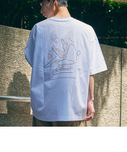 【WEB限定】 <AOR/Adult Oriented Records>×<info. BEAUTY&YOUTH> スーパービッグ Tシャツ GIRL