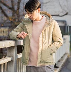 【WEB限定】SC★★ナイロン ナカワタ ショートモッズ コート
