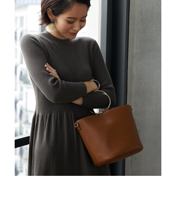 RF リングハンドルバッグ
