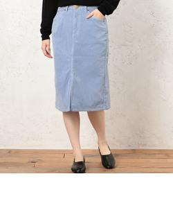 [別注]CB LEE(リー)×GLR コーデュロイスカート
