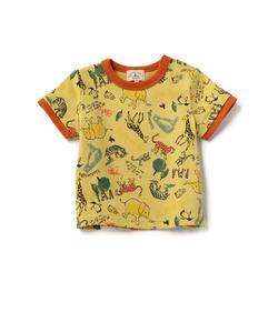【BABY】アニマルソウガラ Tシャツ ショートスリーブ
