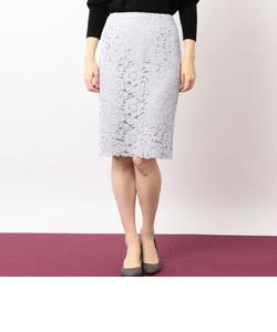 RF レースタイトスカート