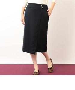 KC アイレットタイトスカート