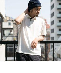 【WEB限定】SC★★D/C コンビカラー ロゴ ポロシャツ <吸水速乾機能・抗菌加工>