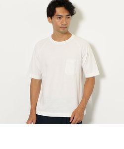 SC ブラッシュ クルーネック 半袖 Tシャツ
