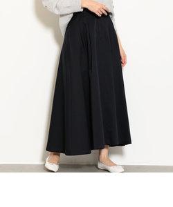 NFC タック フレア ボリューム チノ スカート