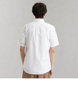 【WEB限定】SC★★ コットンリネン ボタンダウン 半袖 シャツ