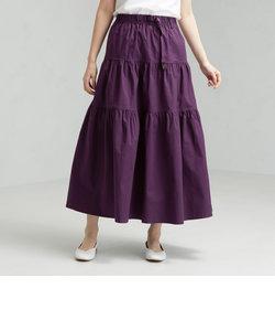 ★[グラミチ]GRAMICCI SC ティアード スカート