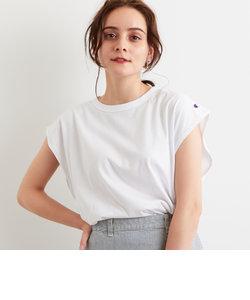 [別注チャンピオン]SC Champion×GLR バックプリント Tシャツ