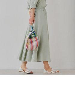 [コルトレイクリネン] SC マーメイドフレア スカート