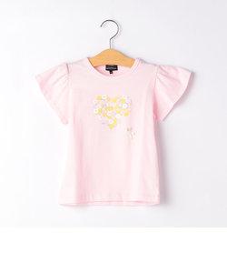 タンポポハートTシャツ