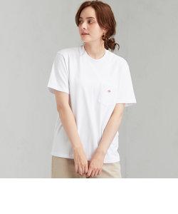 [ダントン] SC DANTON クルーネック ショートスリーブ ポケット Tシャツ
