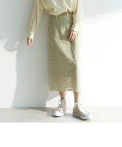 FFC ペタル レース Iライン スカート