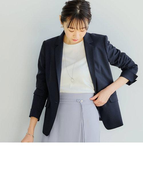 [ 手洗い可能 / カチリラ ] ◆D テーラード ジャケット -JJSP ◇No05◇ <34-46サイズ>