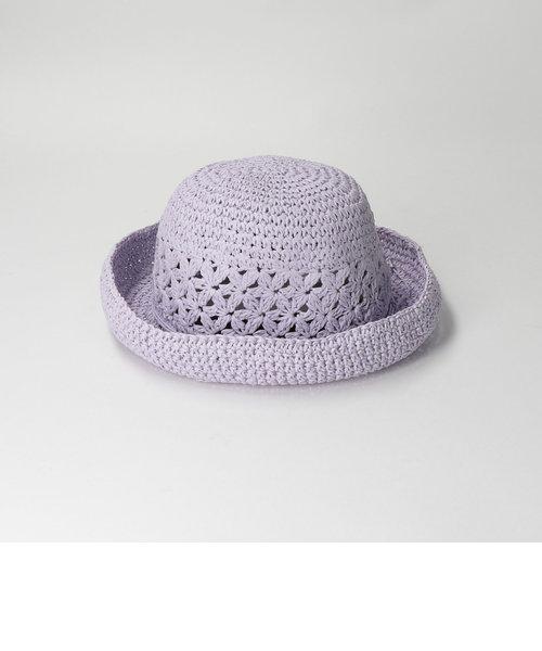 GLR 折り畳みハット / かぎ針 / 帽子