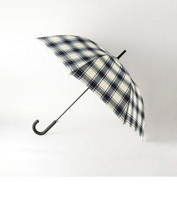 <Wpc.(ダブリュピーシー)> JUMP式 チェック 柄 ユニセックス アンブレラ [傘]