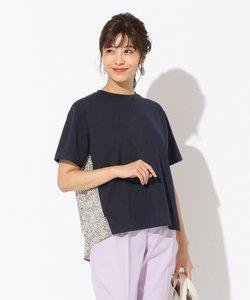 【親子でお揃い】リバティプリントフレア Tシャツ