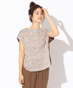 【前後着用可】リバティプリント Tシャツ