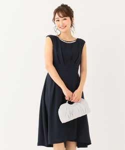 【洗える】エレガントジュエル ドレス