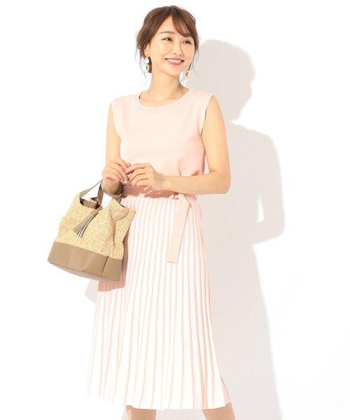 【泉里香さん着用】美人百花コラボ セットアップ ワンピース