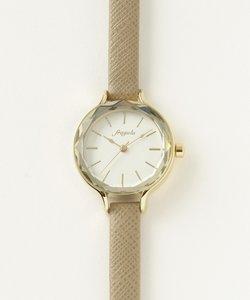 クリスタルモチーフ ウォッチ(腕時計)