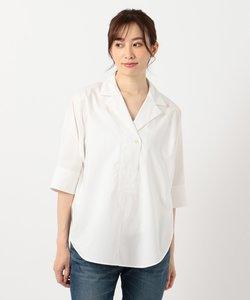 オーバーオープンカラーシャツ